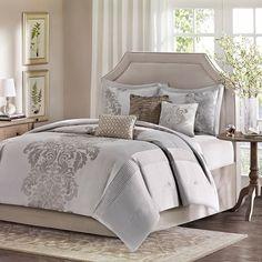 Madison Park Novak 7 Piece Comforter Set | Wayfair