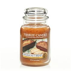 Banana Nut Bread - What's New - Yankee Candle
