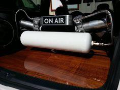 On air, system hidden, hardwood