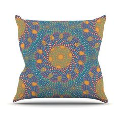 "Kess InHouse Miranda Mol ""Prismatic Orange"" Orange Blue Abstract Throw Pillow, 26 by 26"" Kess InHouse http://www.amazon.com/dp/B00YTWKPZU/ref=cm_sw_r_pi_dp_dVu7wb0SKQ4K7"