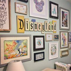 "8c536e9120 Disney At Home on Instagram  ""Our friend  jadedaisy has the sweetest Disney  themed nursery"