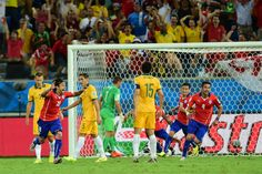 Chile derrota Austrália por 3 a 1 no Pantanal | #Austrália, #Chile, #ChileXAustrália, #CopaDoMundo, #Cuiabá, #EdgardMatsuki, #Pantanal