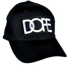 Dope Street Culture Hat Baseball Cap Alternative Clothing