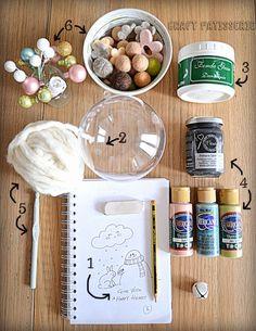 Christmas decor – Vi presento la famiglia Snowini !! ;) | Craft Patisserie
