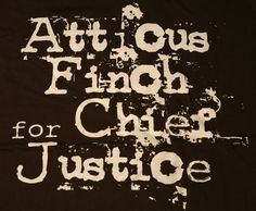 Atticus Finch for Chief Justice