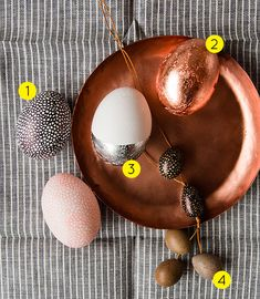 DIY easter egg deco by Design*Sponge