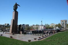 Ivanovo. Victory Day
