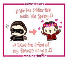 o(^▽^)o ♪   #BuckyBarnes #WinterSoldier