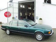 1992 BMW, Other models  6900.00 EUR  BMW 730i, Bj. 92, praktisch 1. Hand (Firma dann seit 1999 die Dame des Hauses Jahrg. 1934). Sehr schöner Pflege- und Wartungszustand. Unten, innen, außen: man sieht ihm die Laufleistung nicht an! Natürlich auch umfassend ausgestattet mit Leder, Klimaanlage, G-Kat Euro2, Doppel-Airbag, Tempomat, el. SD, el. FH, el. Sitzverstellung und die seltenen 5-Gang-Schaltung! Für BMW-Fan ..  http://www.collectioncar.com/detailed.php?ad=59784&category_id=1
