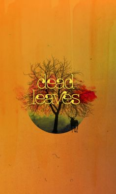 BTS / Wallpaper / Dead Leaves