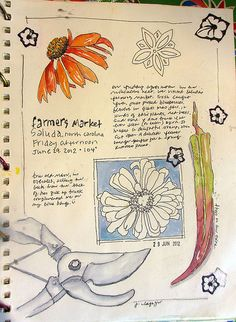 Jane LaFazio from my sketchbook | Flickr - Photo Sharing!
