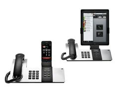 ShoreTel Dock revolutionizes business communications and teleworker phone systems, making it easy for smartphones and tablets to become a user's primary communication device.