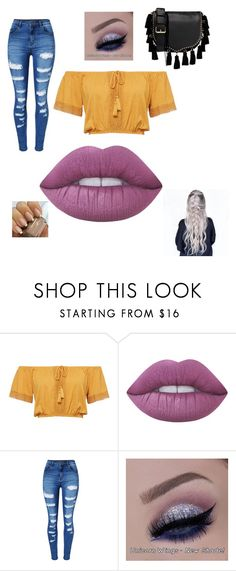"""""""Untitled #774"""" by megibson2005 on Polyvore featuring Lime Crime, WithChic and Rebecca Minkoff"""