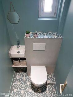 Rénovation d'un appartement Paris 16ème, Un Archi Dans Ma Cuisine - Côté Maison