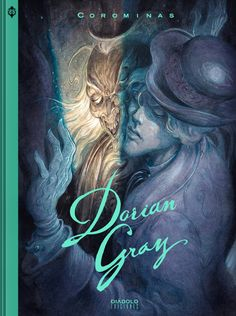 The portrait of Dorian Gray by Oscar Wilde. Illustration by Colominas Oscar Wilde, Dorian Gray Portrait, Dorian Gray Book, Inspiration Artistique, Dark Drawings, Horror Fiction, Scott Pilgrim, Grey Art, Grey Tattoo