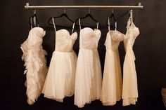 So Beautiful.  Champaign Dresses.