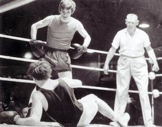A prize winning boxer in his youth, Lugs was a well known amateur boxing referee later Win Prizes, Referee, Book Review, Boxing, Police, Youth, Old Things, Books, Libros