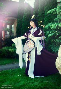 Dorota: Tomoyo Hime from Tsubasa RESERVoir CHRoNiCLE in Otaku House Cosplay Idol 2012