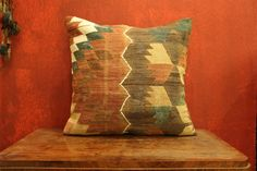 20 x 20 Throw Pillow Decorative Pillow Accent by kilimwarehouse, $59.00