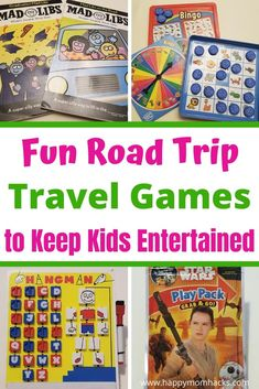 Cool Road Trip Travel Games Kids Travel Activities, Road Trip Activities, Road Trip Games, Fun Activities, Road Trip With Kids, Family Road Trips, Travel With Kids, Family Travel, Wisconsin Vacation