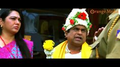 Romantic Actress Hema And Brahmanandam Funny  Comedy From KVJ