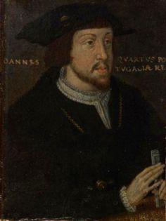 Dom João III O Piedoso decimo quinto Rei de Portugal, filho de Dom Manuel I, e de Dona Maria de Aragão e Castela, nasceu em Lisboa a 06 de Junho de 1502 e morreu em Lisboa a 11de Novembro de 1557