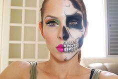 Carnival Makeup love this