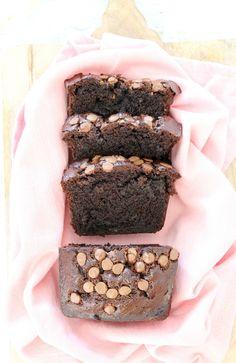 Thermomix Double Chocolate Banana Fudge Loaf