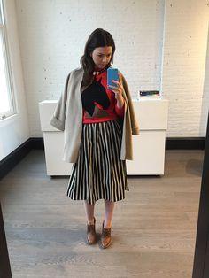 New York Closets: Tanya Taylor | Man Repeller