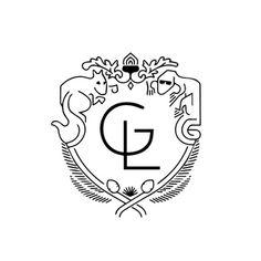 Gwennie & Lee || Crest Design by Circa Design