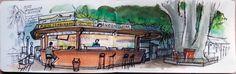 """La Hormiguita. Un bar totalmente recomendable para disfrutar de las """"tapas"""" de pescado de la bahía."""
