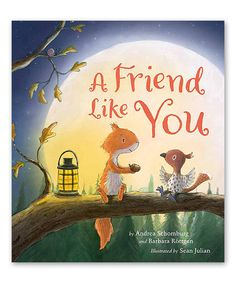 Take a look at this Friend Like You Hardcover today!
