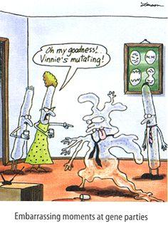 genetics humor