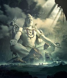Maha Shivaratri is a Hindu festival celebrated annually in honour of Lord Shiva, and in particular, marks the day of the consummation of marriage of Shiva. Shiva Shakti, Hindu Shiva, Rudra Shiva, Shiva Linga, Krishna Radha, Lord Vishnu, Deus Vishnu, Lord Shiva Statue, Lord Ganesha