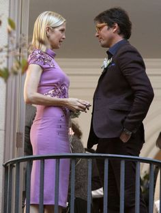 Kelly Rutherford Photo - Stars On The Set Of 'Gossip Girl' In New York s06e10