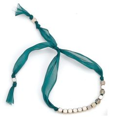 Silk Adjustable Braclet