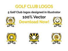 Golf Club Logo - https://free4all.screnter.com/golf-club-logo/