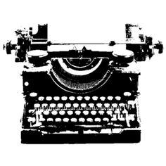 Almofada Maquina de Escrever do Studio Rchaem por R$55,00