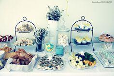 Mesa da festa
