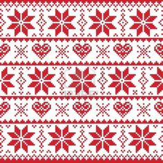 If you want to make Norwegian knitting pattern sweater, there are several things to do. Those are guiding you to create a right knitting product espec. Christmas Fabric, Christmas Knitting, Christmas Sweaters, Scandinavian Christmas, Norwegian Christmas, Christmas Patterns, Christmas Design, Red Christmas, Knitting Charts