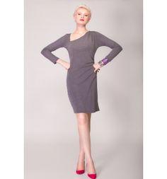 April Asymmetric Dress - Arzu Kara