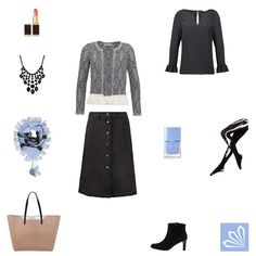 A-Line With Serenity http://www.3compliments.de/outfit?id=129585274