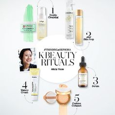 Sephora Glossy - #TRENDINGATSEPHORA: THE K-BEAUTY RITUALS OF ALICIA YOON - The premier skincare expert shares tips for getting that dewy glow.