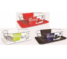 Dorm Oval Dishrack   Available In 3 Colors Part 95