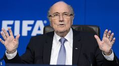 Welcome to NewsDirect411: Breaking News: FIFA President Sepp Blatter Suspend...