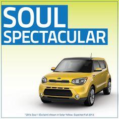 Soul spectacular. #KiaSoul