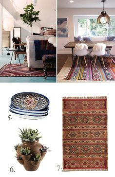 Southwestern decor has been popular for decades, and lately it's been enjoying an even greater resurgence in both fashion and home decor. Decor, Home Decor Inspiration, Fun Decor, Western Decor, Diy Apartments, Southwest Style, Home Decor, Modern Southwest Decor, Southwestern Decorating