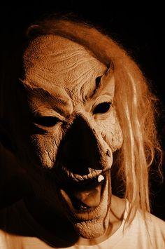 Party Cosplay Costume Horror Killer Porous Halloween Totem Terror Movie Mask