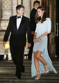 Kate Middleton - Wildlife Photographer of the Year Awards in London