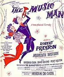 The Music Man - Wikipedia, the free encyclopedia  1,375 performances